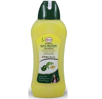 Ayur Herbal Soya Protein Shampoo