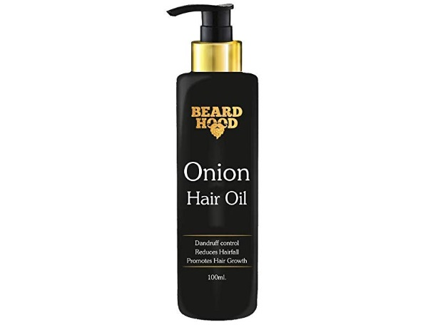 Beardhood Onion Hair Oil