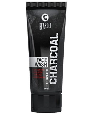 Beardo-Activated-Charcoal-Acne-Oil-and-Pollution-Control-Face-Wash