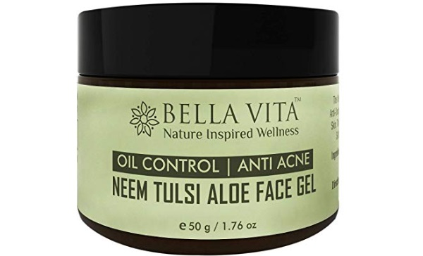 Bella Vita Organic Anti Pimple Gel & Acne Scars Remover