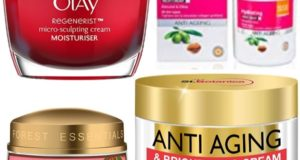 Best Anti Aging Creams for Dry Sensitive Skin in India