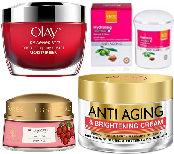 Best Anti Aging Products 2019 12 Best Anti Aging Creams for Dry Sensitive Skin in India: 2019