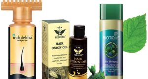 Best Ayurvedic Hair Oil Brands in India