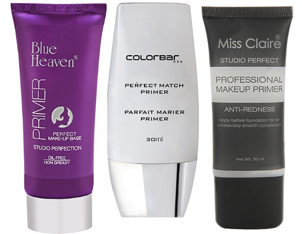 Best Face Primers under 500 Rupees in India