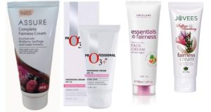 Best Fairness Cream for Dry Skin in India