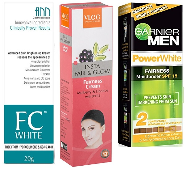 Best Fairness Creams for Dark Skin Tone in India