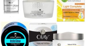 Best Fairness Creams for Oily Acne Prone Skin in India