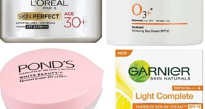 Best SPF Rich Face Creams, Moisturizers and Lotions in India