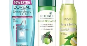 Best Shampoos For Oily Hair and Greasy Scalp in India