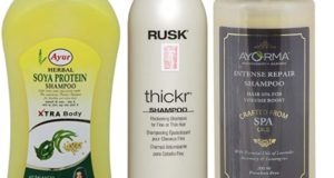 Best shampoos for thin and fine hair in India
