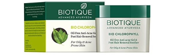 Biotique Bio Chlorophyll Oil Free Anti-Acne Gel