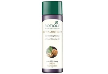 Biotique Bio Walnut Bark Fresh Lift Body Building Shampoo