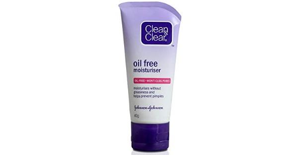 Clean & Clear Oil Free Moisturiser