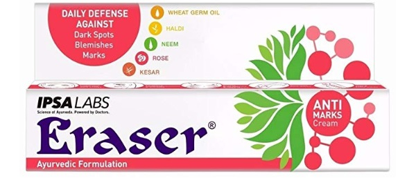 Eraser Ayurvedic Formulation Anti Marks Cream