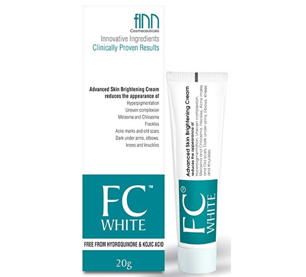 Finn Cosmeceuticals White Advanced Skin Brightening Cream