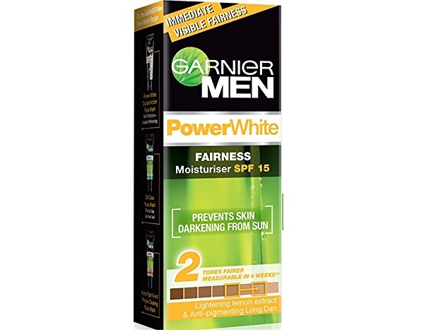 Garnier Men Power White Fairness Moisturizer