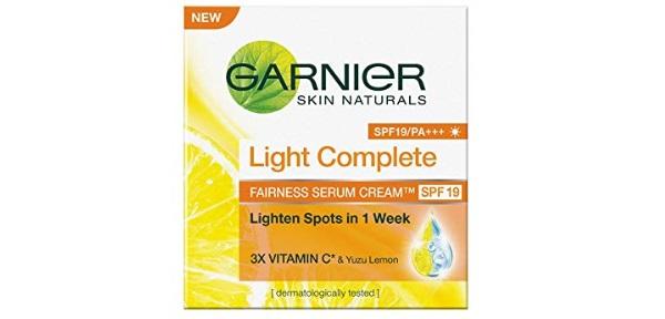 Garnier Skin Naturals, Light Complete Serum Cream