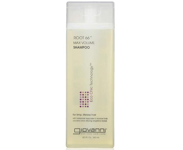Giovanni Organic Root 66 Max Volume Shampoo