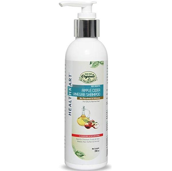 Healthkart Apple Cider Vinegar Cleansing & Nourishing Shampoo