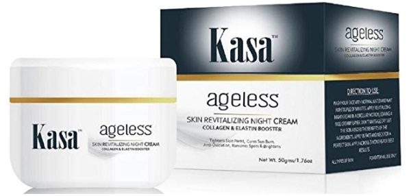 KASA Anti Wrinkle Cream Face Cream Night Cream