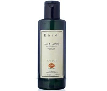 Khadi Mauri Herbal Amla Hair Oil