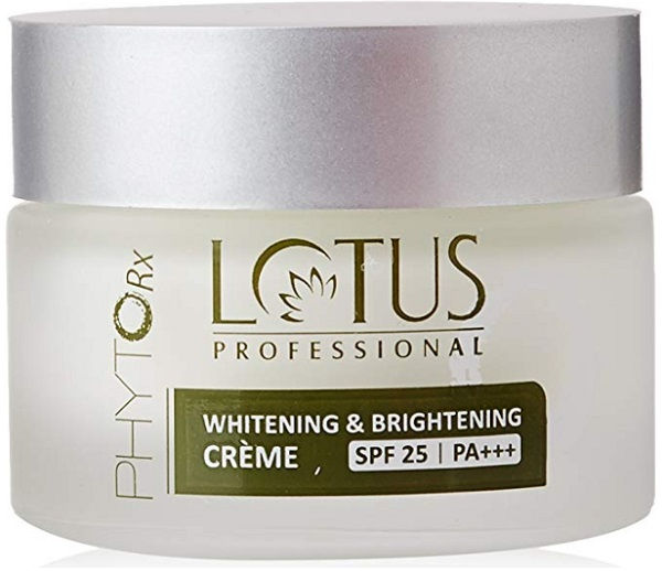 Lotus Professional PhytoRx SPF25 PA+++ Whitening and Brightening Creme
