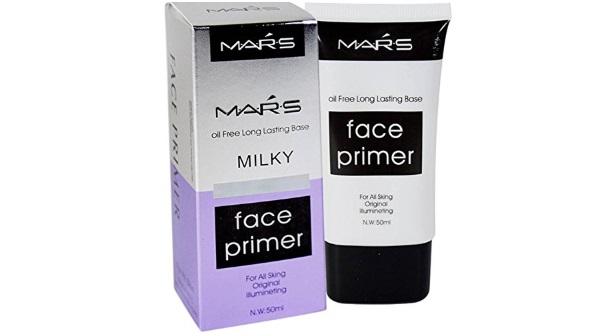 Mars Oil Free Long Lasting Milky Face Primer