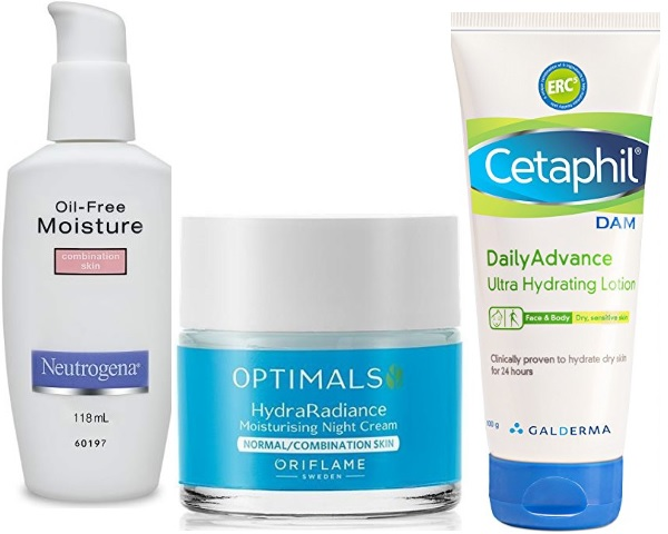 Moisturizers For Combination Skin