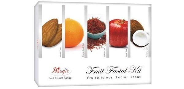 Nature's Essence Magic Fruit Facial Kit