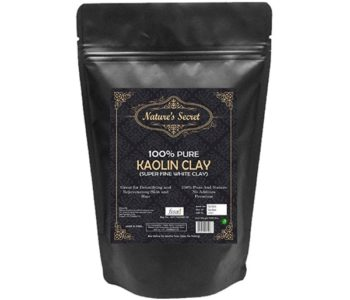 Nature's Secret White Light Kaolin Clay Powder