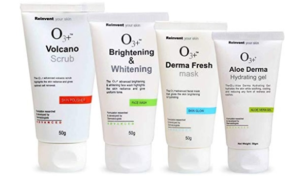 O3+ Glow As You Go Kit for Normal to Oily Skin