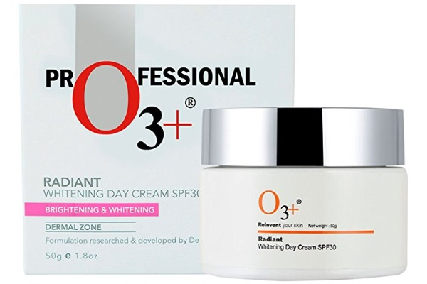 O3+ Radiant Whitening Day Cream Spf-30