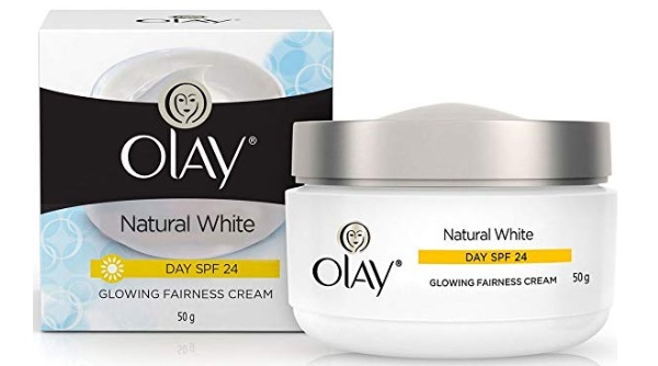 Olay Natural White 7 in 1 Glowing Fairness Day Skin Cream