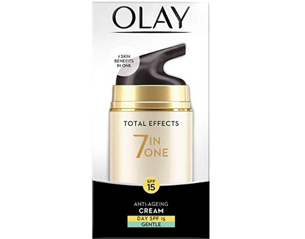 Olay Total Effects 7-in-1 Anti Aging Skin Cream Gentle SPF 15