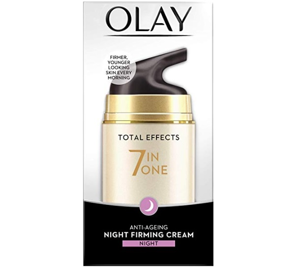 Olay Total Effects 7 in one Anti Aging Night Firming Treatment