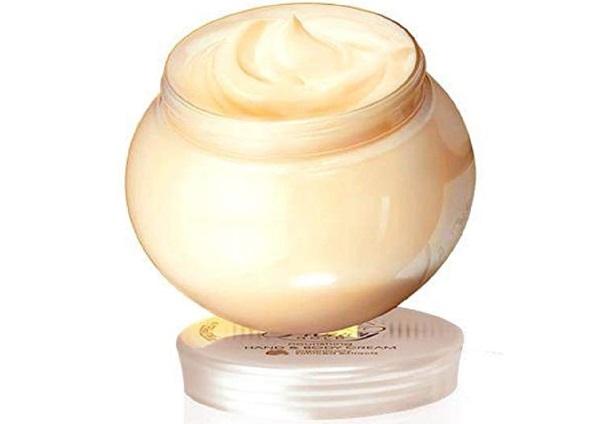 Oriflame Milk and Honey Gold Nourishing Hand and Body Cream
