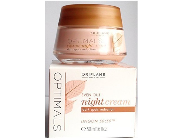 Oriflame Optimals Dark Spot Reduction Night Cream