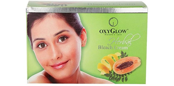 Oxyglow Herbal Bleach Cream
