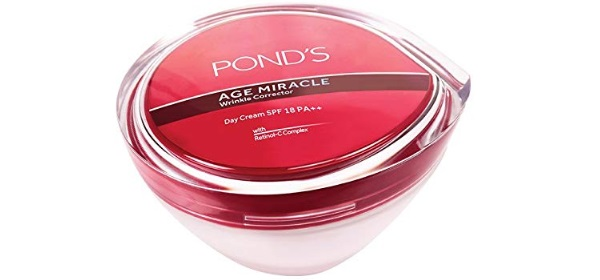 Pond's Age Miracle Wrinkle Corrector SPF 18 PA++ Day Cream