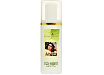 Shahnaz Husain Shahenna Plus Hair Cleanser Normal To Oily Hair