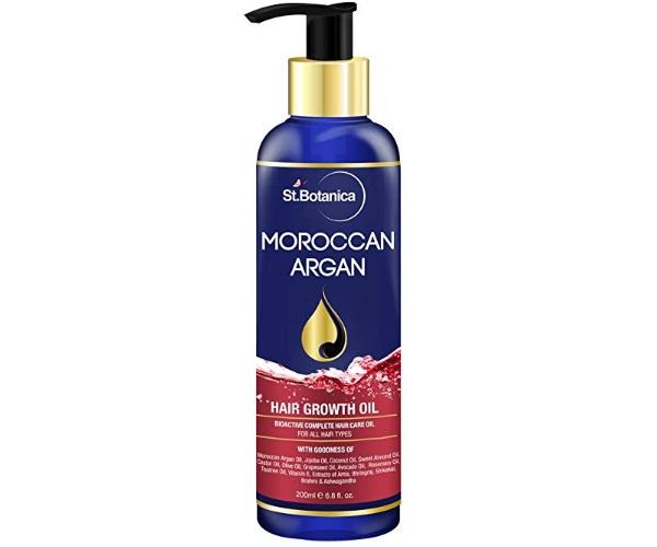 StBotanica Moroccan Argan Hair Growth Oil