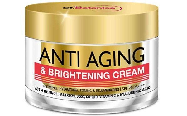 StBotanica Pure Radiance Anti Aging & Face Brightening Cream
