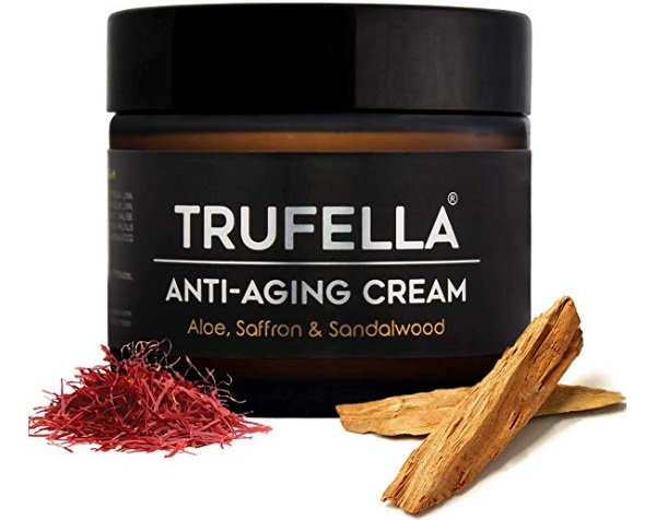 Trufella Natural Hydrating Day or Night Anti Ageing Face Moisturiser