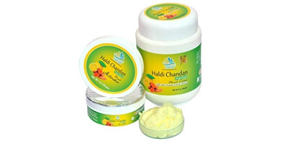 VANIA Haldi Chandan Unisex's Herbal Bleach Cream