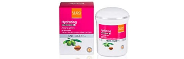 VLCC Hydrating Anti Ageing Night Cream