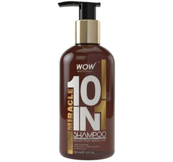 WOW Miracle 10 in 1 Shampoo
