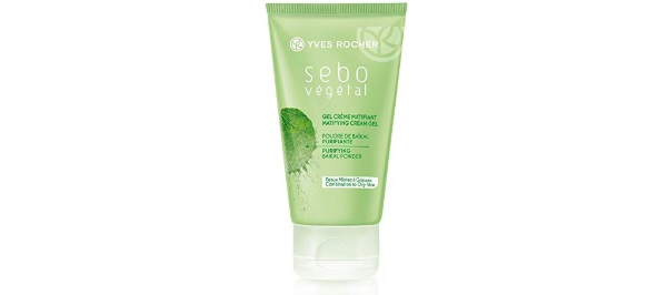 Yves Rocher Sebo Vegetal Mattifying Cream Gel for Combination to Oily Skin
