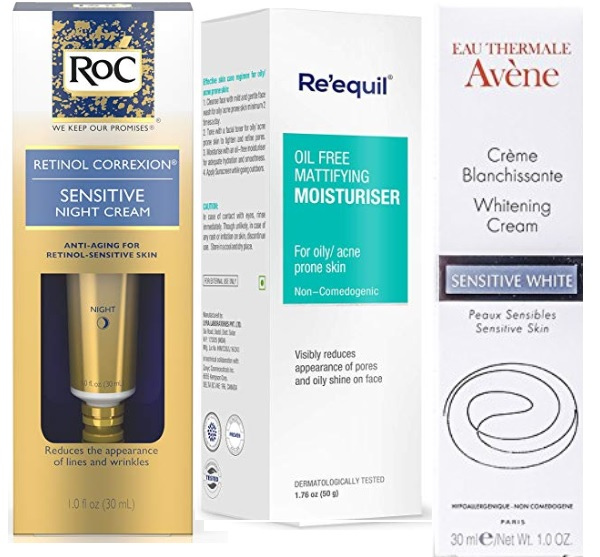 best face moisturizer for sensitive skin in India