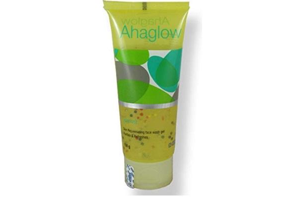 Ahaglow Face Wash Glycolic Acid 10%