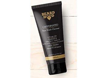 Beardhood Caffeine Face Wash with Coffee Bean & Coconut Cake Powder